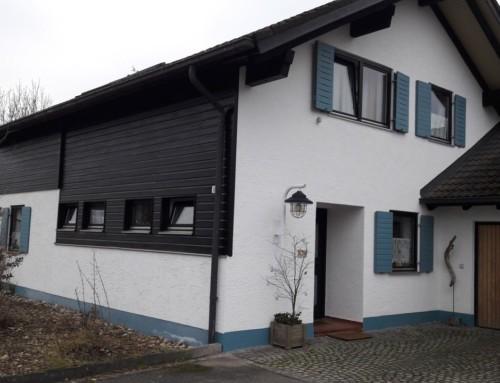 Anstrich Holz und Fassade