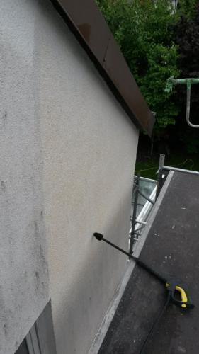 Fassade reinigen