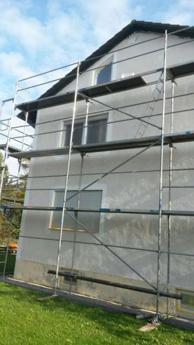 Fensterfaschen absetzen