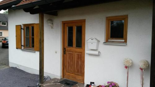 Fenster und Türen vorher