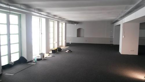 Fertiger Fußboden