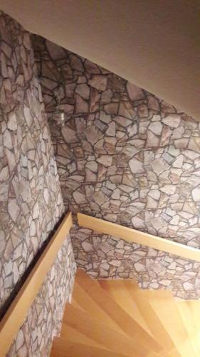Fertiges Treppenhaus
