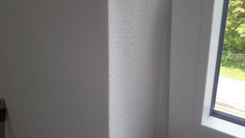 Oberflächenstruktur der Tapete