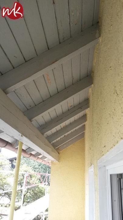 Favorit Fassade in Weiß und Gelb streichen - Malermeister Kölling IJ12